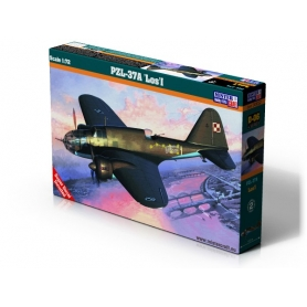 D-06 PZL P-37A Łoś I   1:72