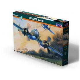 D-08 PZL P-37B Łoś II   1:72