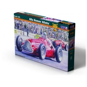 D-222 Alfa Romeo Alfetta   1:24