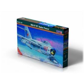 C-29 MIG-17 PF Radar Fresco   1:72
