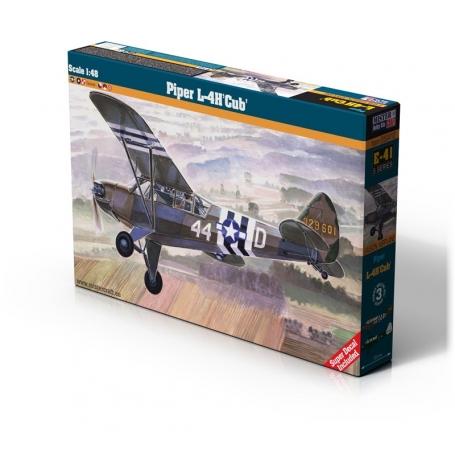 E-41 Piper L-4H CUB   1:48