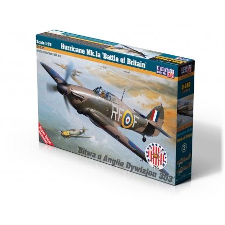 D-180 Hurricane Mk.Ia Battle of Britain   1:72