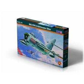 C-30 MIG-17 PF/ JI-5A Scooter Killer   1:72