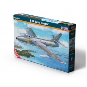 D-75 J-34 Acro Hunter   1:72