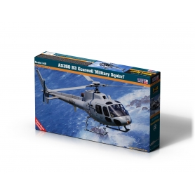 F-41 AS-350 B3 Ecureuil Military Squirrl   1:48