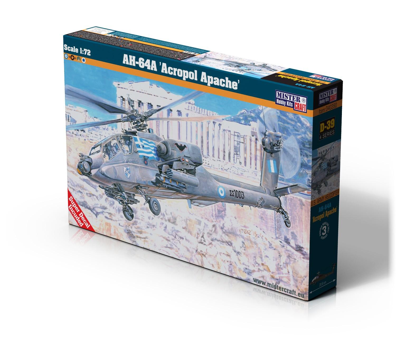 D-39 AH-64A Acropol Apache   1:72