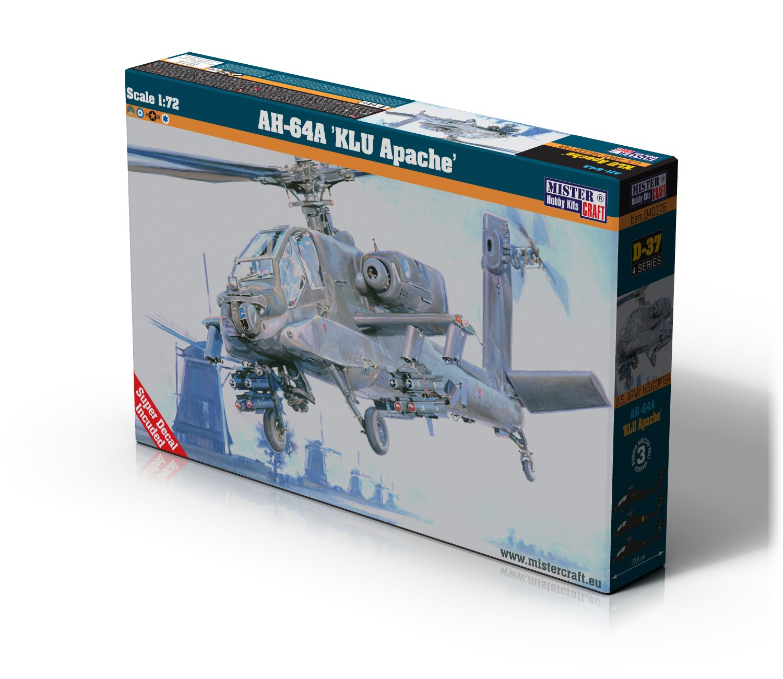 D-37 AH-64AKLU Apache   1:72