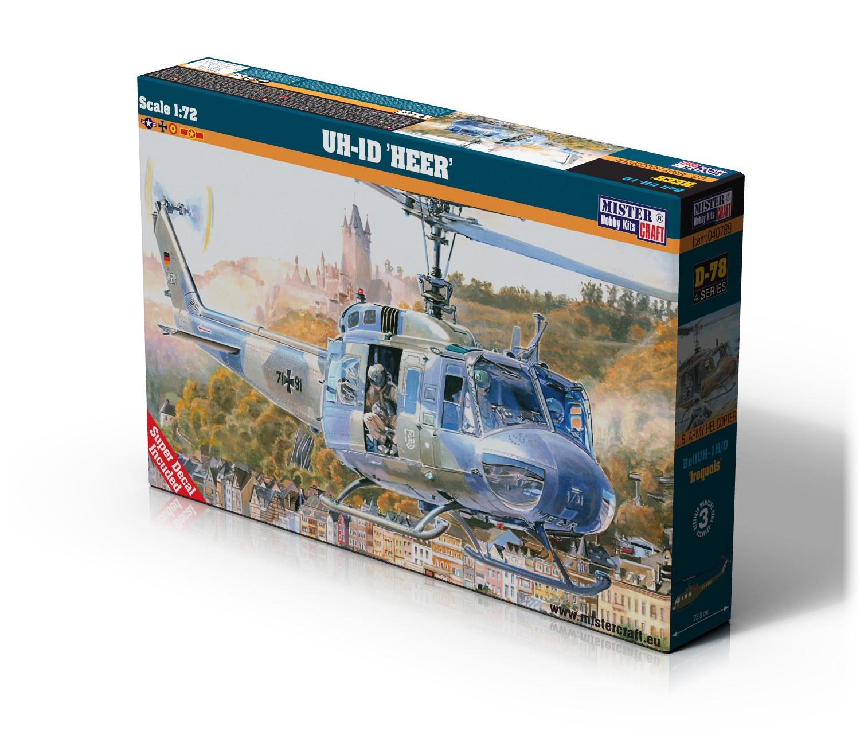 D-79 UH-1D HEER   1:72