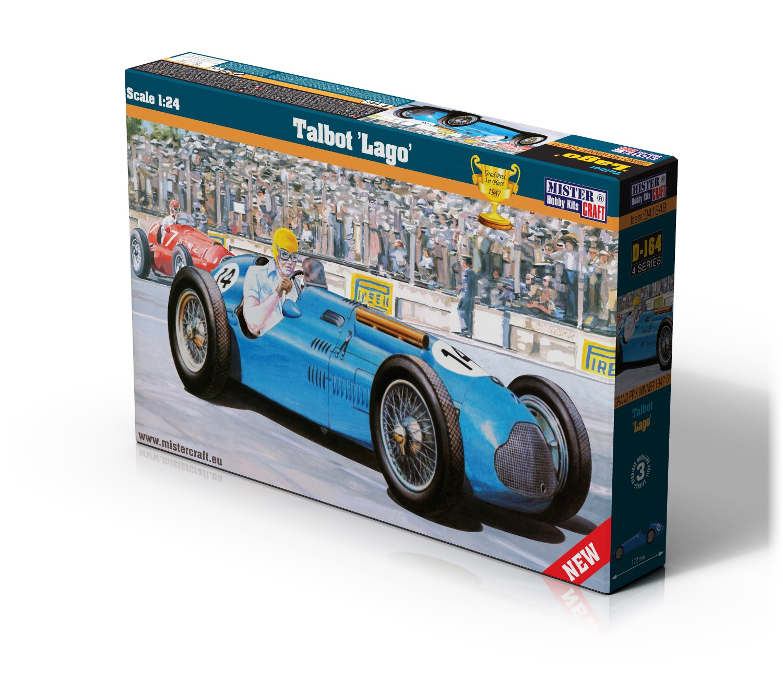 D-164 Talbot Lago   1:24