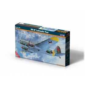 F-21 DB-3F Luftwaffe Test   1:72