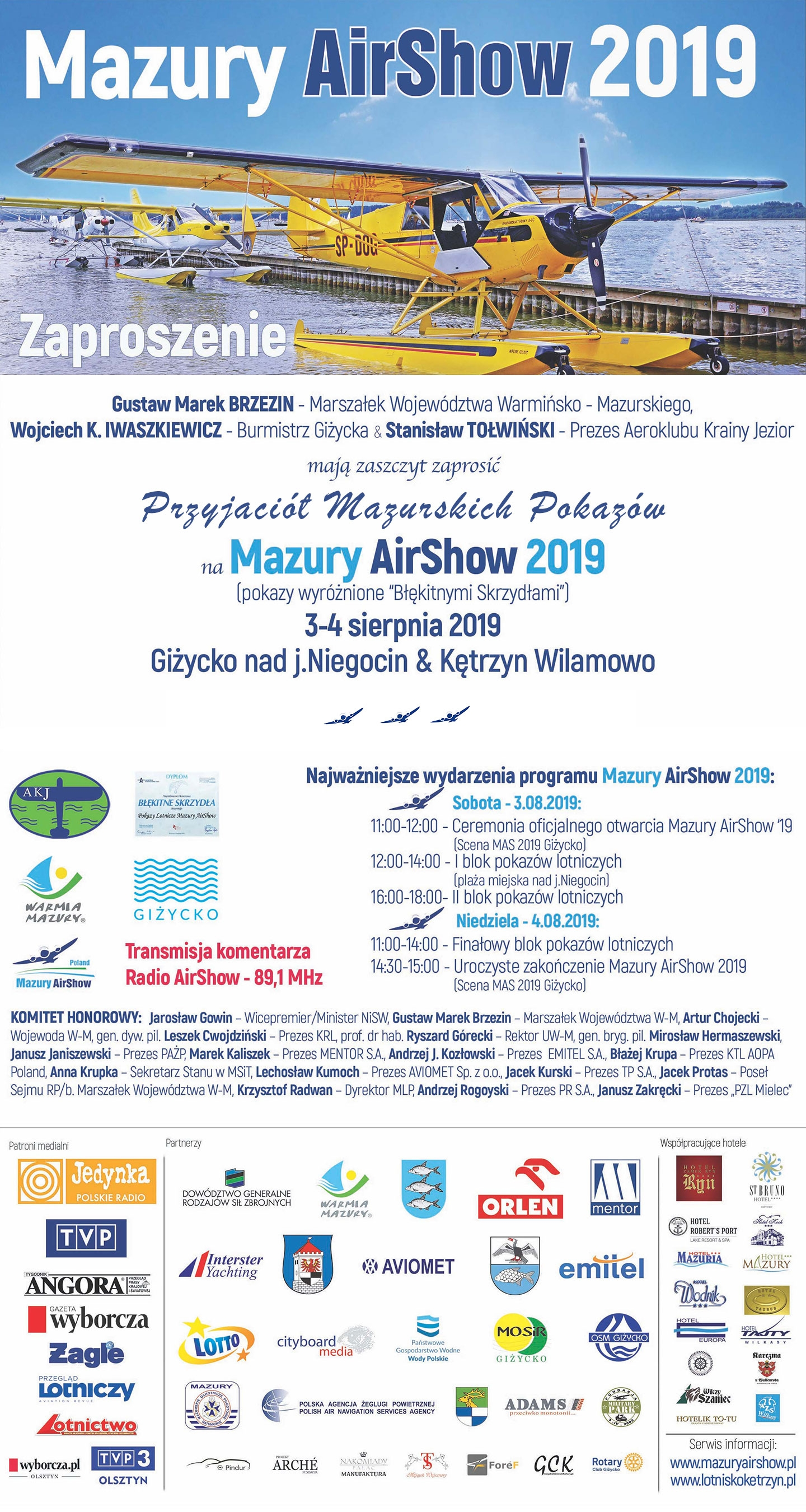 03.-04.08.19 r XXI International ZLOT of Friends of Aviation.