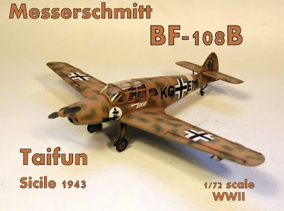 D-268 BF-108 AFRICA